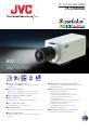 JVC SLL TK-C9200UA | Page 1 Preview