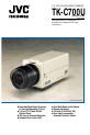 JVC TK-C700U - Color Cctv Camera | Page 1 Preview
