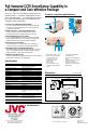 JVC TK-C700U - Color Cctv Camera | Page 2 Preview