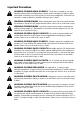 Sunrise Medical JOERNS B684DC User & service manual, Page 2
