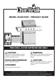 Char-Broil 463261508 | Page 1 Preview