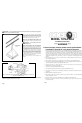 Preview Page 2 | CHIEF 1074-PROJ Projector Accessories Manual