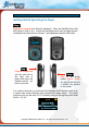 Page #2 of Empower Walk SanDisk Sansa Clip MP3 & Audio Book Player Manual