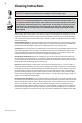 Napoleon PRESTIGE II 308/450   Page 8 Preview