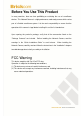 Brickcom CB-101A Series | Page 5 Preview