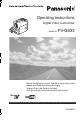 Palmcoder Multicam PV-GS33, Page 1