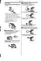 Panasonic Palmcoder Multicam PV-GS33 Camcorder, Page 8