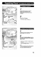 Page 11 Preview of Panasonic Palmcoder PV-A16 Operating instructions manual