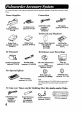 Page #6 of Panasonic Palmcoder PV-A16 Manual
