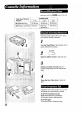 Page #8 of Panasonic Palmcoder PV-A16 Manual
