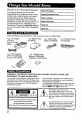 Preview Page 2 | Panasonic Palmcorder IQ PV-A306 Camcorder Manual