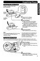 Page #7 of Panasonic Palmcorder IQ PV-A306 Manual