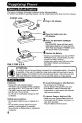 Page #8 of Panasonic Palmcorder IQ PV-A306 Manual