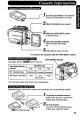 Palmcorder PV-D607, Page 11