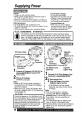 Palmcorder PV-L621, Page 10