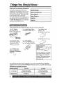 Panasonic Palmcorder PV-L621 Operation & user's manual, Page 2