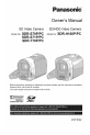 Panasonic SDR-S71PC | Page 1 Preview