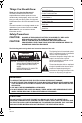 Panasonic VDR-D50P Operating instructions manual, Page 2