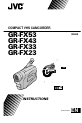 Preview of JVC GR-FX23, Page 1