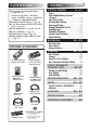 JVC GR-FX23 Camcorder Manual, Page 3