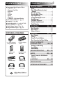 JVC GR-FXM333 Instructions manual, Page 3