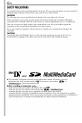 JVC GR-HD1 | Page 6 Preview