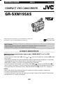 JVC GR-SXM195AS | Page 1 Preview