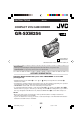 Page #1 of JVC GR-SXM256 Manual