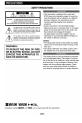 JVC GR-SXM745 | Page 3 Preview