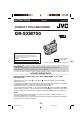 JVC GR-SXM750 | Page 1 Preview