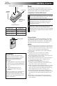 JVC GR-SXM920 | Page 10 Preview