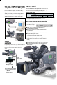 JVC GY-DV550E Camcorder, Page 5