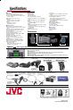 GY-DV550E Manual, Page 8