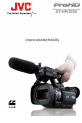 Page #1 of JVC GY-HM100U - Camcorder - 1080p Manual
