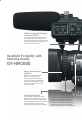 Page 6 Preview of JVC GY-HM100U - Camcorder - 1080p Brochure & specs