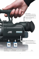 Preview Page 7 | JVC GY-HM100U - Camcorder - 1080p Camcorder Manual