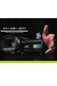 Page 3 Preview of JVC GZ HD3 - Everio Camcorder - 1080i Brochure & specs