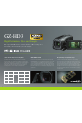 Page 6 Preview of JVC GZ HD3 - Everio Camcorder - 1080i Brochure & specs