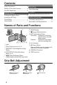 JVC GZ-EX315BEK Camcorder Manual, Page 4