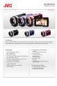 JVC GZ-HM440US | Page 1 Preview