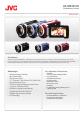 JVC GZ-HM450US | Page 1 Preview
