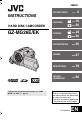 JVC GZ-MG26EK | Page 1 Preview