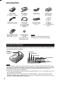 JVC GZ-MG575AA Camcorder Manual, Page 6