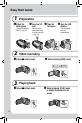 Page #4 of JVC GZ-MS100U - Everio 35x Optical/800x Digital Zoom SDHC Camcorder Manual