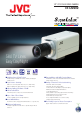 JVC TK-C9200U - 580 Tvl Color Cctv Camera | Page 1 Preview