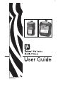 Page #1 of Zebra RW 220 Manual