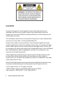 Page 2 Preview of Super Circuits PC335GDVR Operation & user's manual