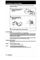 Page #10 of Sony Handycam CCD-FX425 Manual