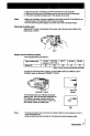 Sony Handycam CCD-FX425 Camcorder Manual, Page 7