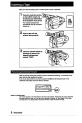 Handycam CCD-FX425, Page 8